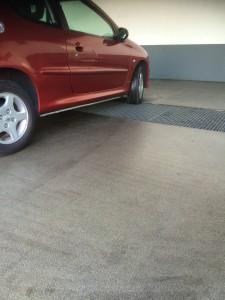 Garagevloer van Q-Flooring
