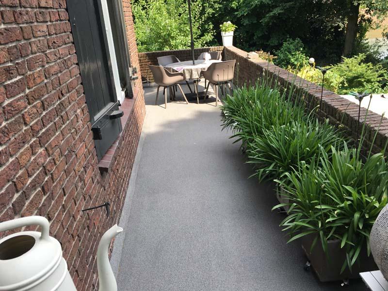Kunststof vloer balkon – slijtvaste balkonvloer