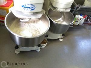 Q-Flooring Bakkerijvloer