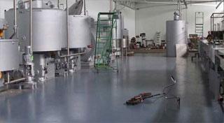 vloeren-voedingsindustrie