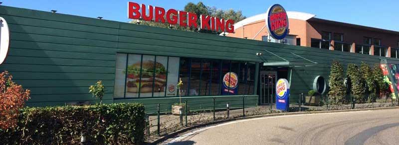 Nieuwe vloer (horeca gietvloer) Burger King