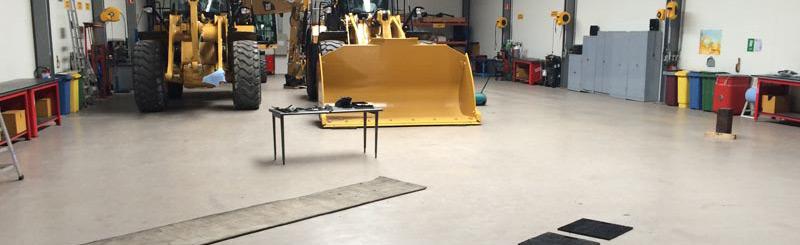 Industrievloer Noord-Holland