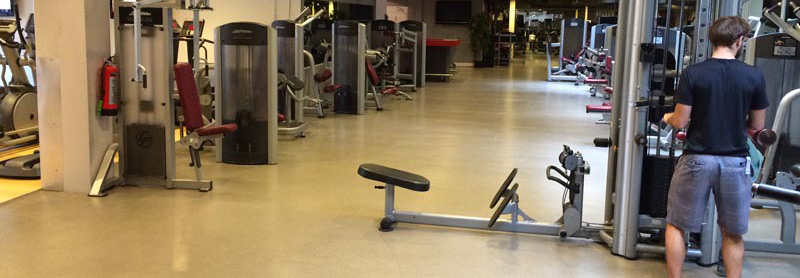Vloer sportschool (sportschoolvloer) Gelderland