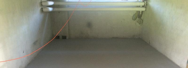 Garagevloer – vloer garagebox Den Haag