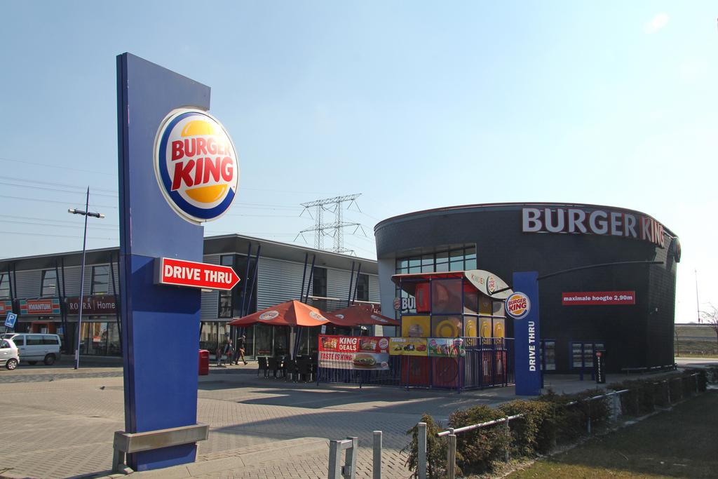 Kunststof keukenvloer Burger King Ekkersrijt (Son en Breugel)