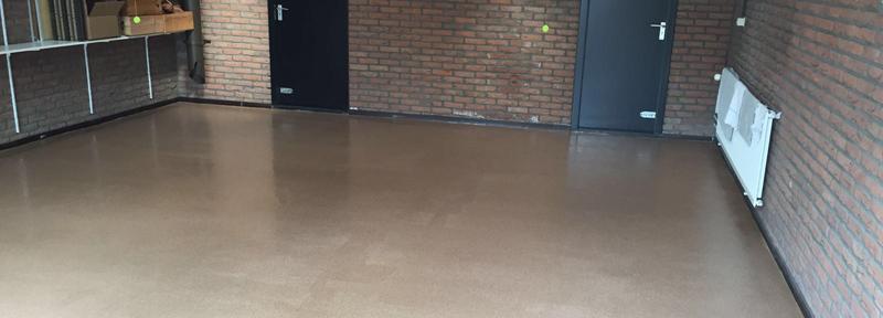 Garagevloer Zeist (Utrecht) – kunststof gietvloeren voor garages