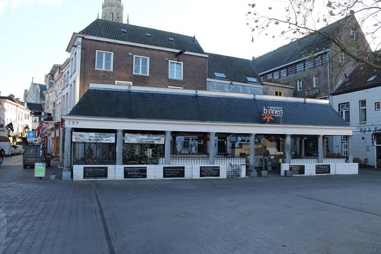 Horecavloer Breda – keukenvloer restaurant