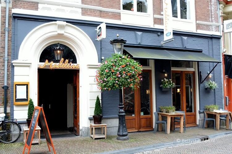 Restaurantvloer Utrecht – kunststof gietvloer keuken horecabedrijf
