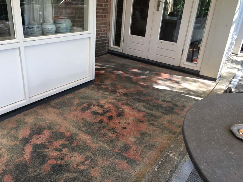 Vloer Voor Balkon : Kunststof vloer balkon u slijtvaste balkonvloer q flooring