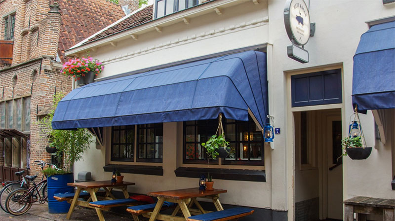 Kunststof gietvloer Amersfoort – HACCP horecavloer keuken restaurant