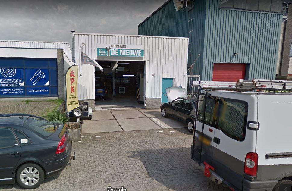 Garagevloer Velserbroek – kunststof gietvloer garagebedrijf regio Haarlem