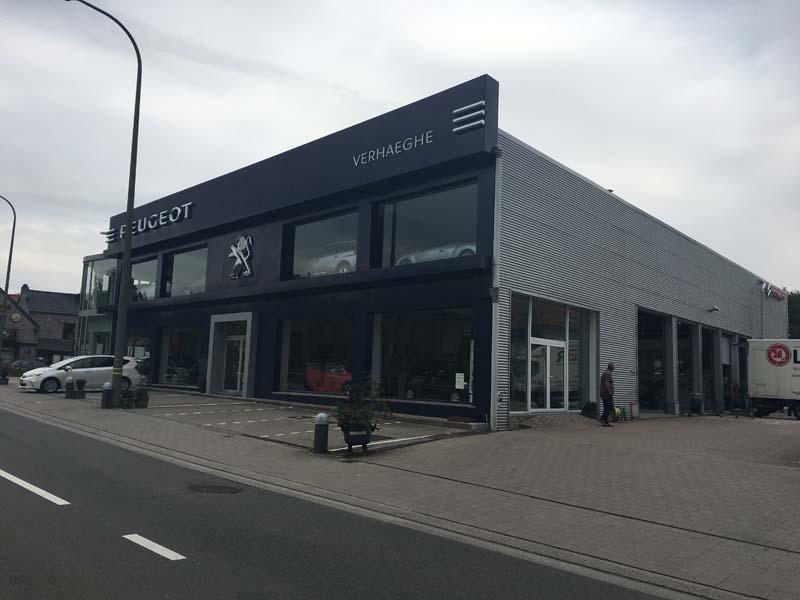 Garagevloer Vlaams-Brabant – vloer autogarage Overijse België