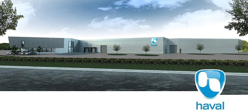 Industriële vloer Gemert – kunststof gietvloer voedingsmiddelenindustrie Noord-Brabant