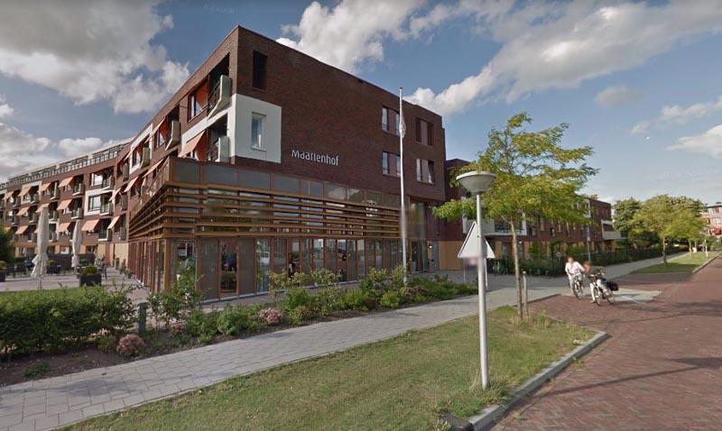 Vloer grootkeuken IJsselmuiden – HACCP kunststof gietvloer keuken zorginstelling