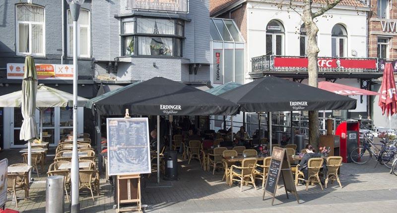 Gietvloer keuken Tilburg – HACCP vloer restaurantkeuken