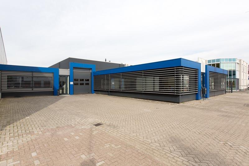 Fabrieksvloer – robuuste industriële vloer fabriek Heerde