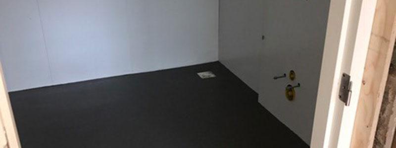 Badkamervloer Zeeland – kunststof gietvloeren badkamers renovatieproject