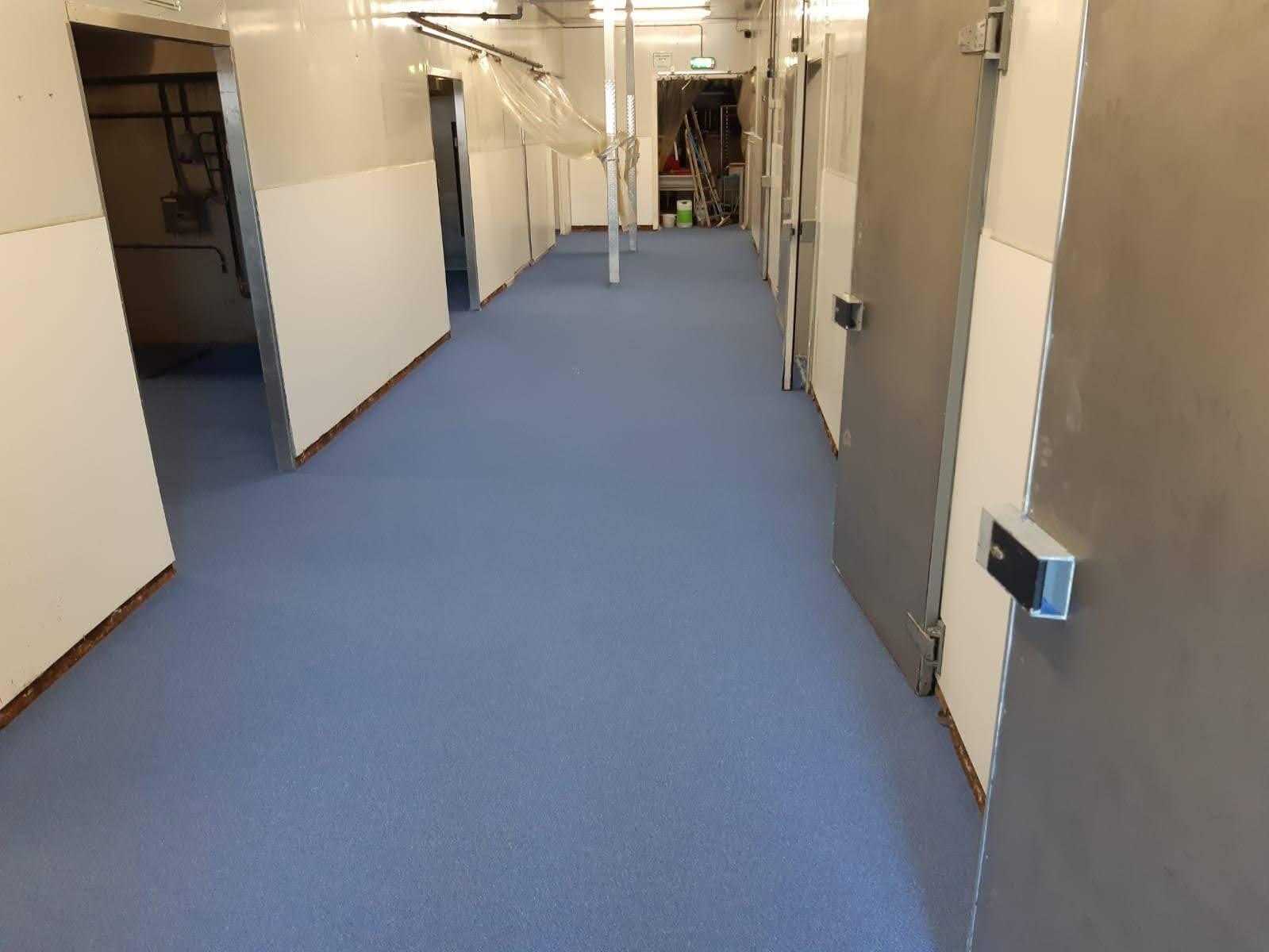 HACCP-vloer voedselverwerkingsbedrijf Capelle aan den IJssel